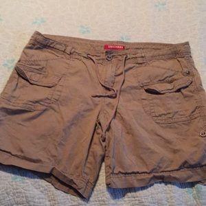 Khaki Unionbay Shorts size 15
